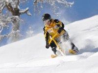 Gutschein - 1 Tag Snowbiken