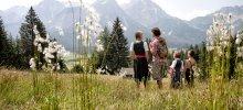 7. Wanderurlaub im Lechtal