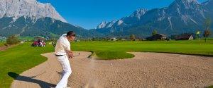 Golfkurs für Fortgeschrittene Turnier Reife - 3 od. 4 ÜN