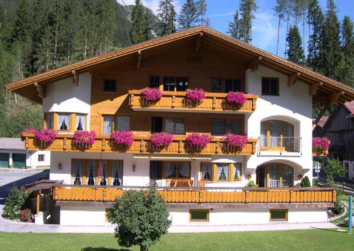 681c2995c06d Landhaus Bader in Holzgau