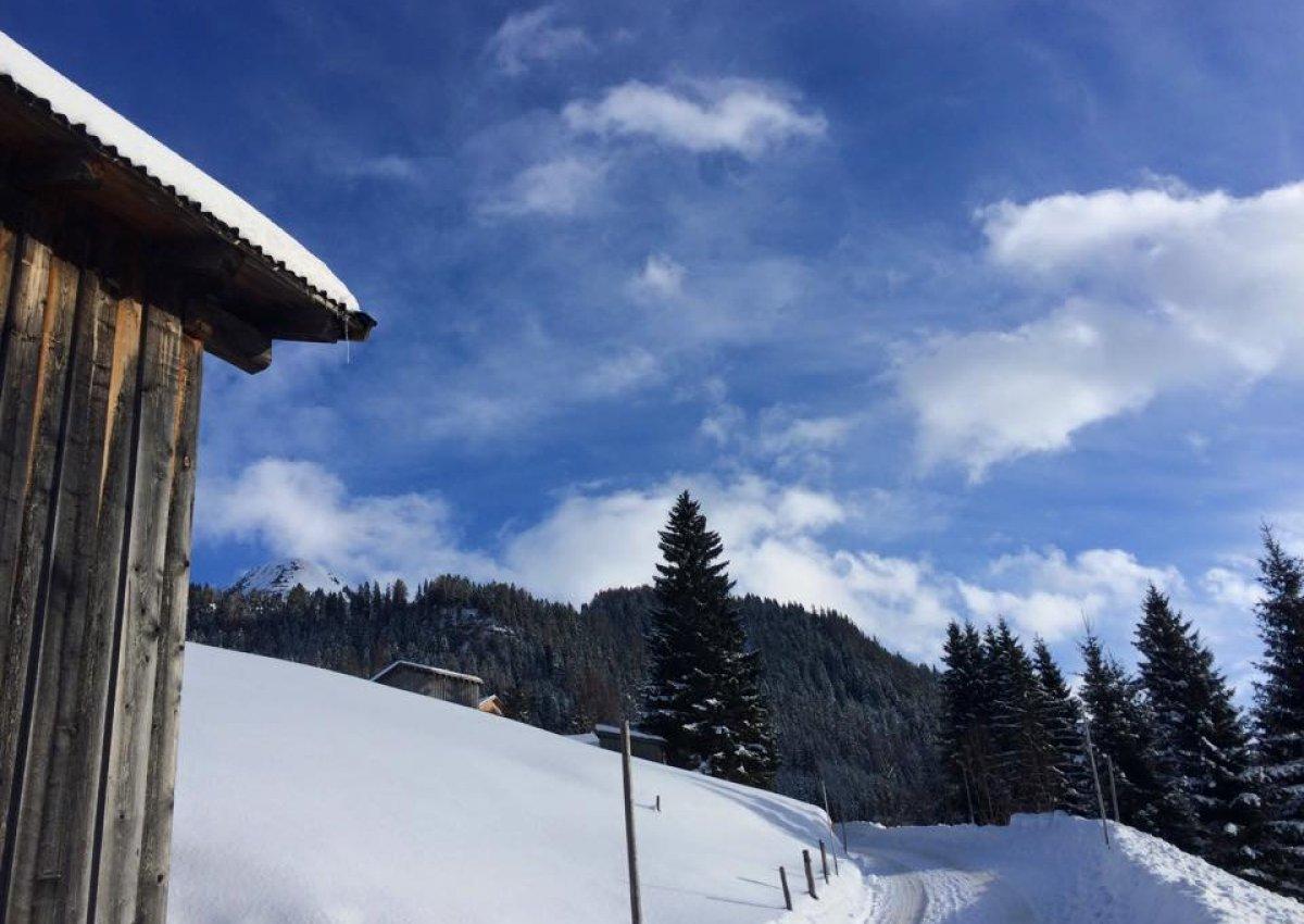 Last Minute Winter-Tage