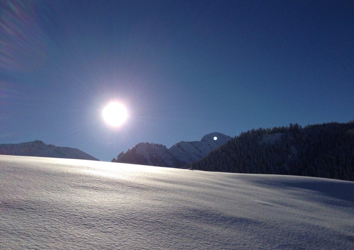 März-Sonne und Schnee - Stammgastwochen 2020