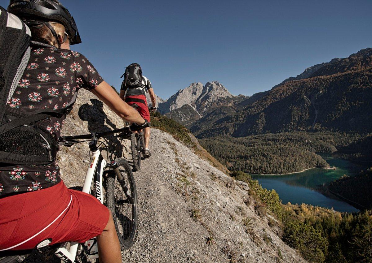Bike und Natur